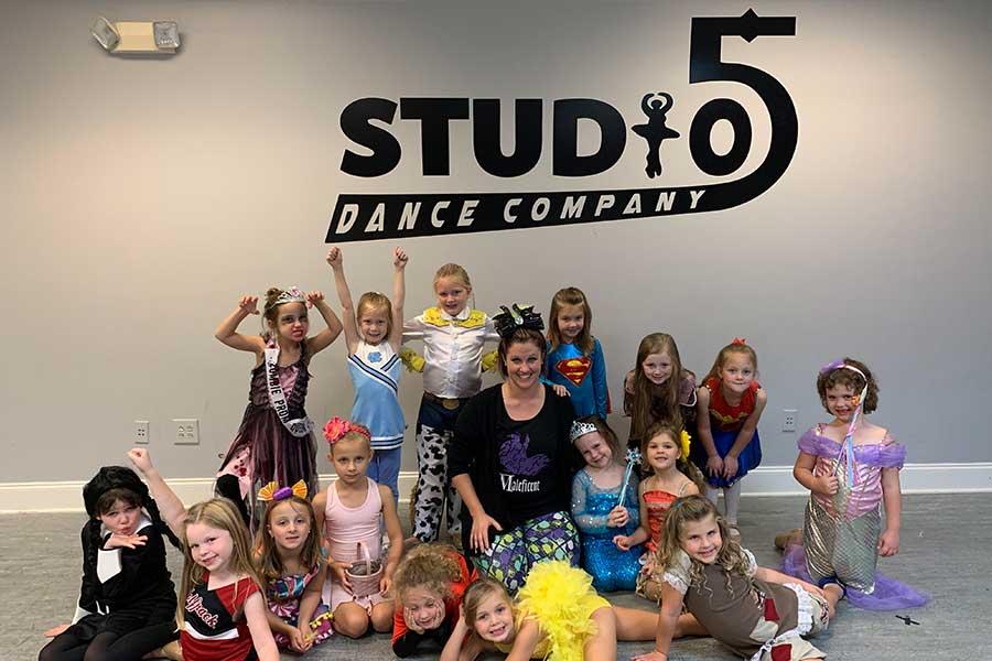 Dance Studio Membership Fuquay-Varina