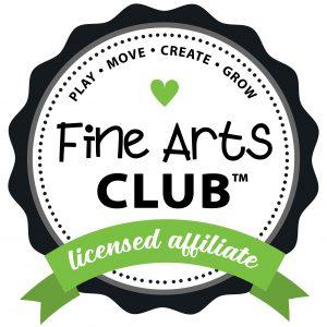 fine arts club logo