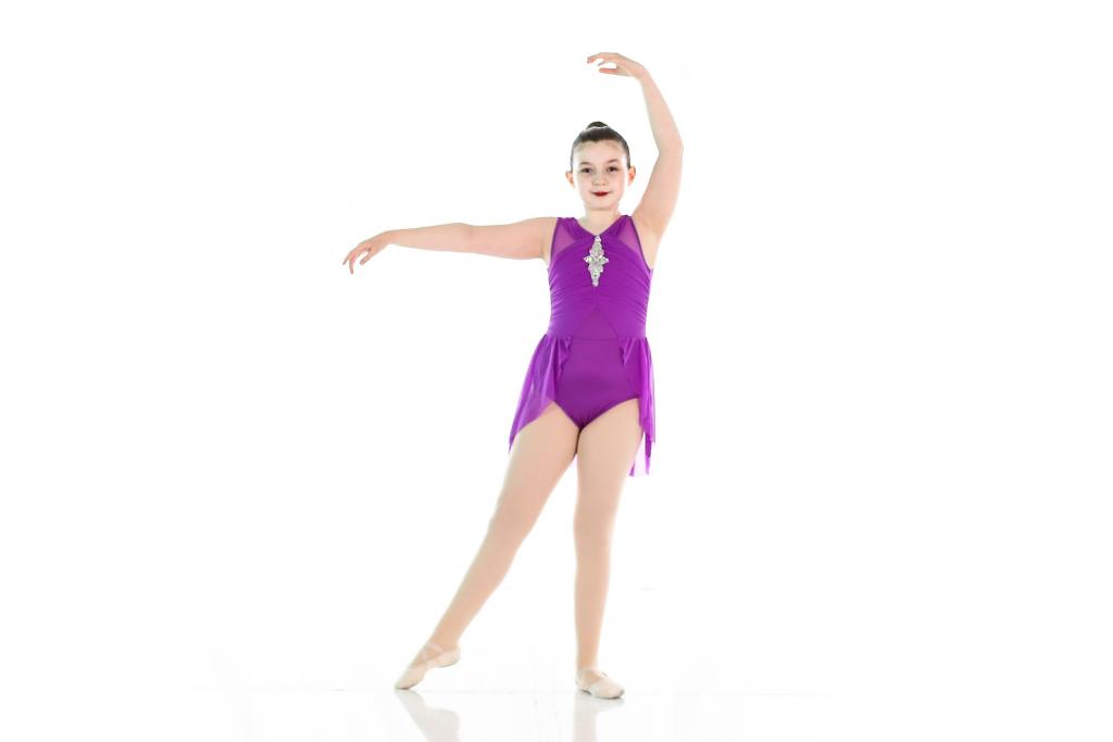 middle school ballet classes