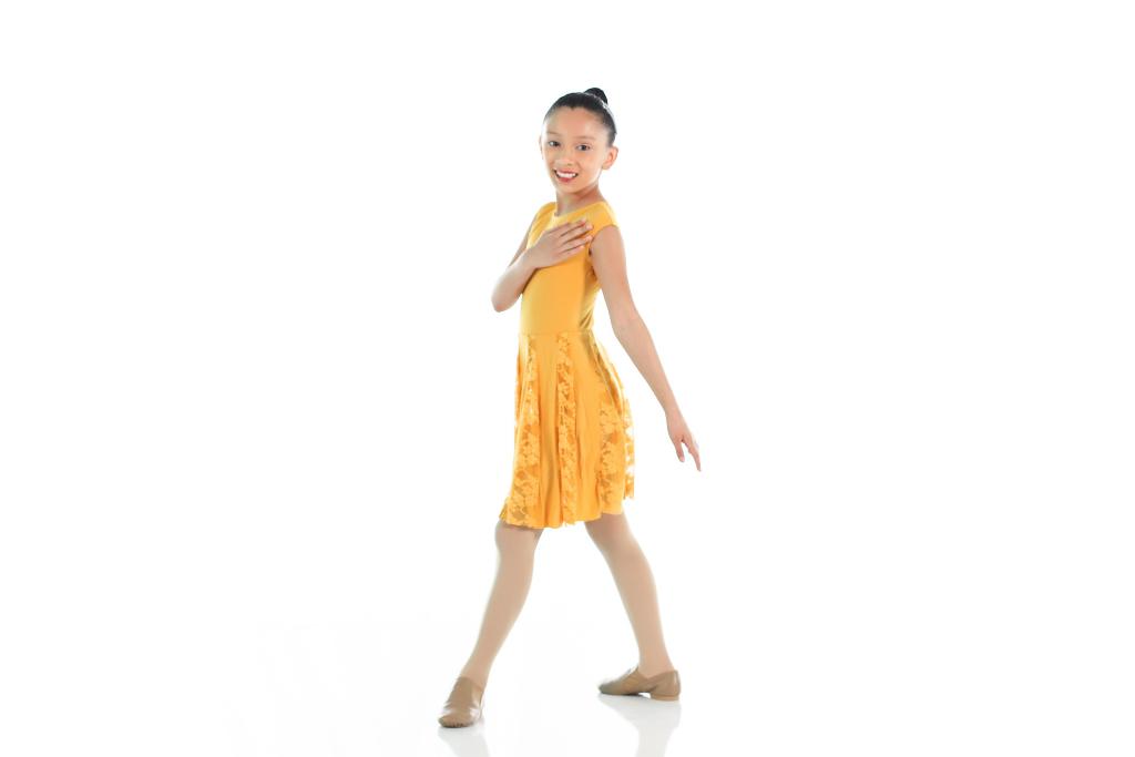 middle school lyrical dance classes