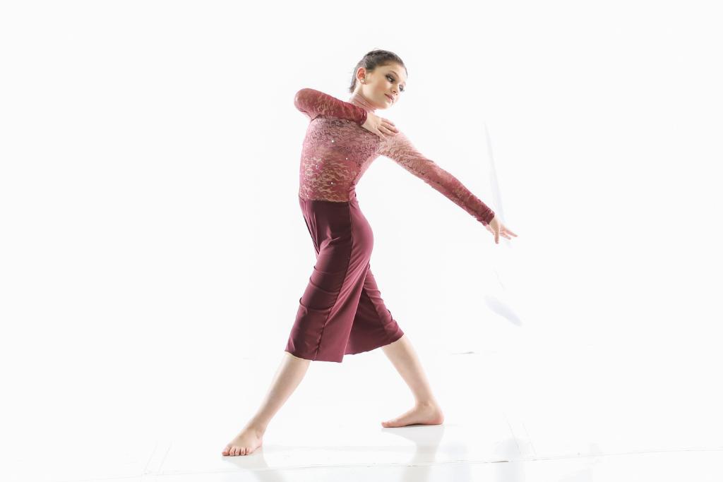 middle school modern dance classes